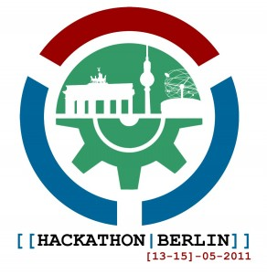 Logo of the Berlin hackaton