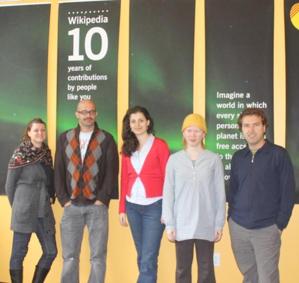 WikiHistories fellows