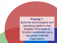 Building the platform is a major strategic priority for the foundation in 2011-2012