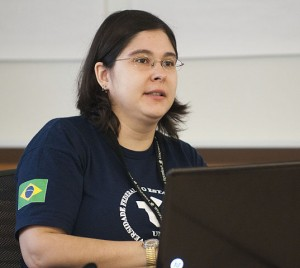 Professor Juliana Bastos Marques