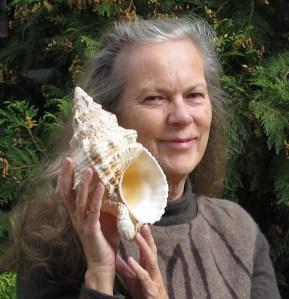 Susan Hewitt, user:Invertzoo, of WikiProject:Gastropods