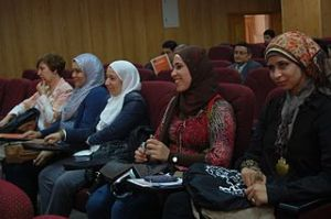 Participants had the opportunity to share learnings with each other.