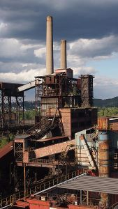 Ironworks, 2nd place, Wiki Loves Monuments 2012, Czech Republic
