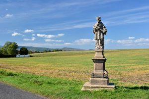 St. John of Nepomuk, 3rd place, Wiki Loves Monuments 2012, Czech Republic