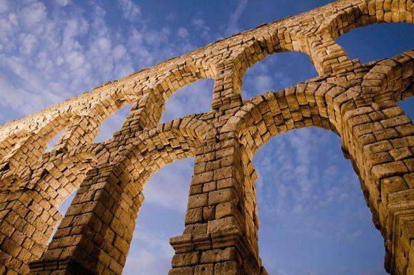 Acueducto de Segovia, Wiki Loves Monuments 2012 finalist, Spain.