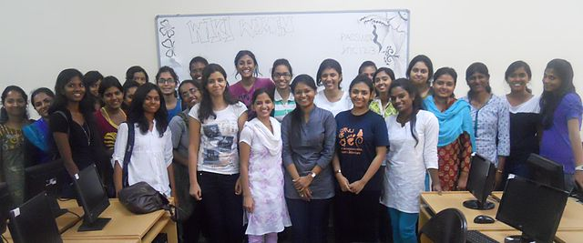 Participants of the Bangalore workshop organized by FSMK