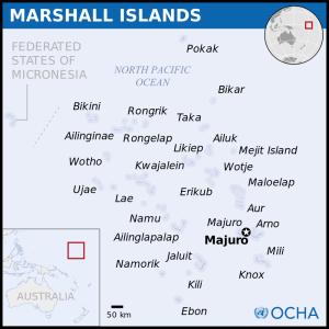 """Marshall Islands - Location Map (2013) - MHL - UNOCHA"" by UN OCHA maps bot, under CC BY-SA 3.0"