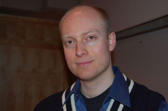 """Wikimedia Sverige - årsmöte 2009 Karl Sigfrid"" by Hannibal, under PD"