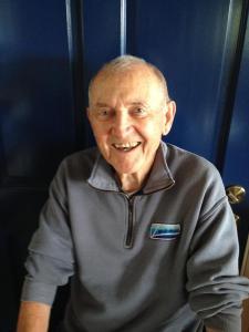 George Pendergast, today