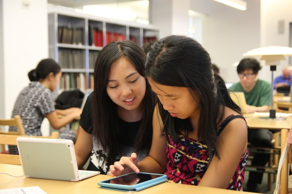The WMF's Reading team focuses on building an inclusive reading and learning experience for our readers across different platforms. Photo by Lia Chang, CC BY-SA 2.0.